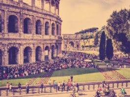 Fahrradtour Rom
