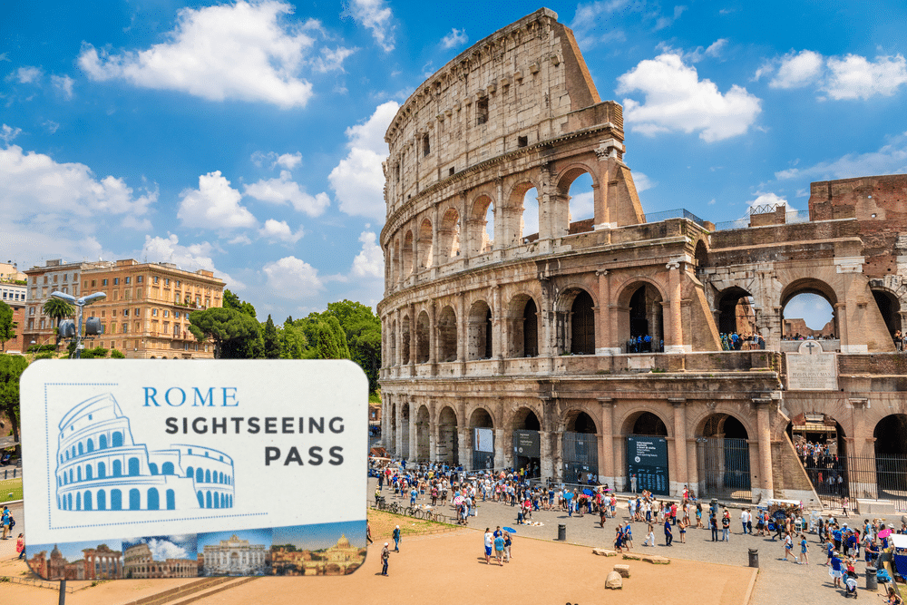 Sightseeing Pass Rom