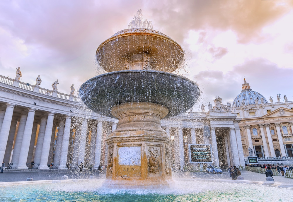 Eintrittpreis Petersplatz