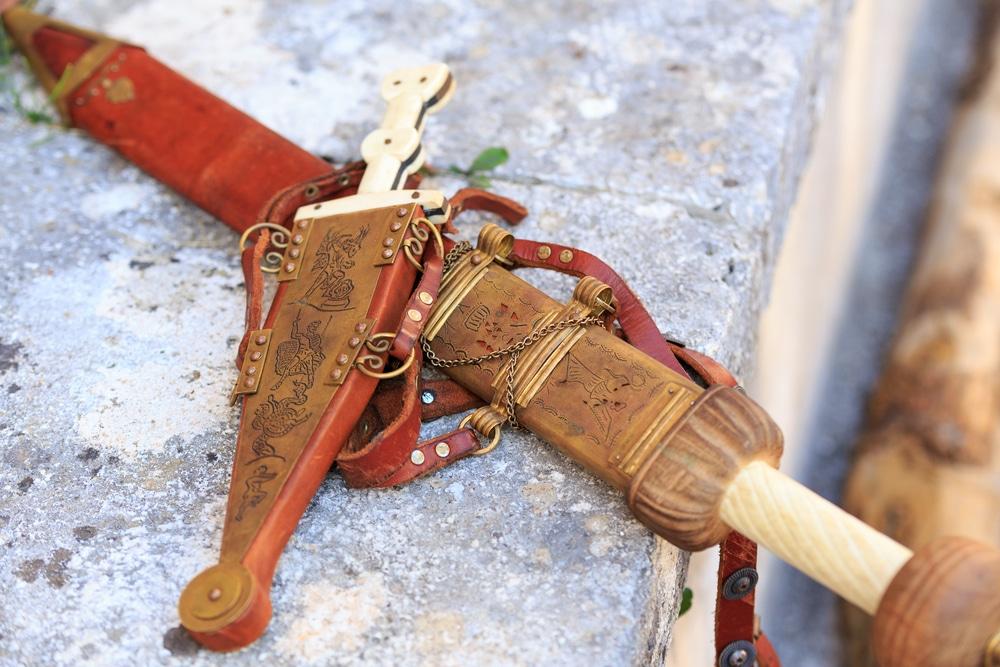 Gladiatoren Training Rom